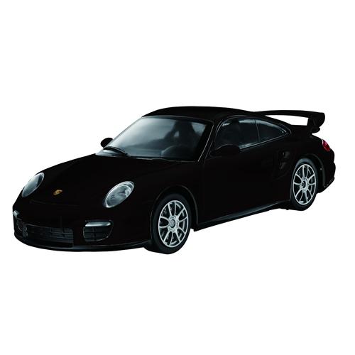 Автомобиль радиоуправляемый - Porsche 911 CT2 (черный, 1:16)