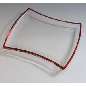 Тарелка Walther-Glas WINX Cherry Red