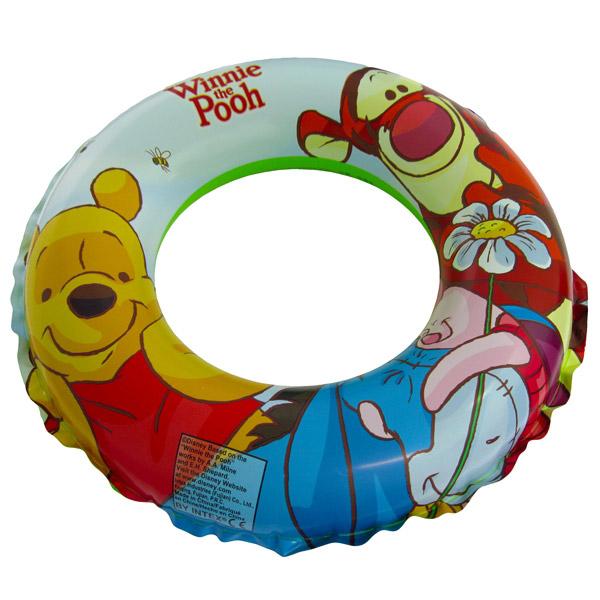 Надувной круг Медвеженок Intex 58228