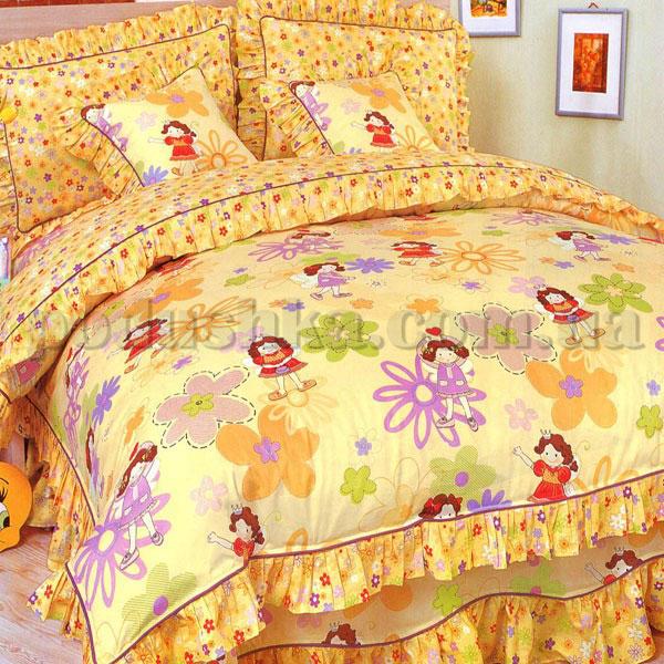Постельное белье в детскую кроватку Love you CR 021