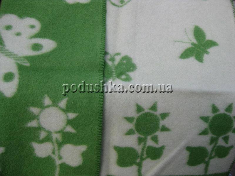 Одеяло-плед детское 0607, Klippan Saule