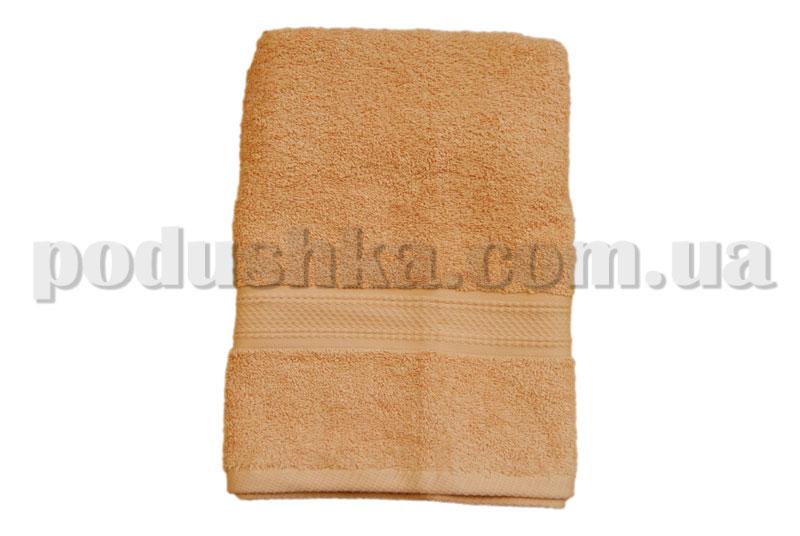 Полотенце махровое Belle-Textile Classic Soft персиковое