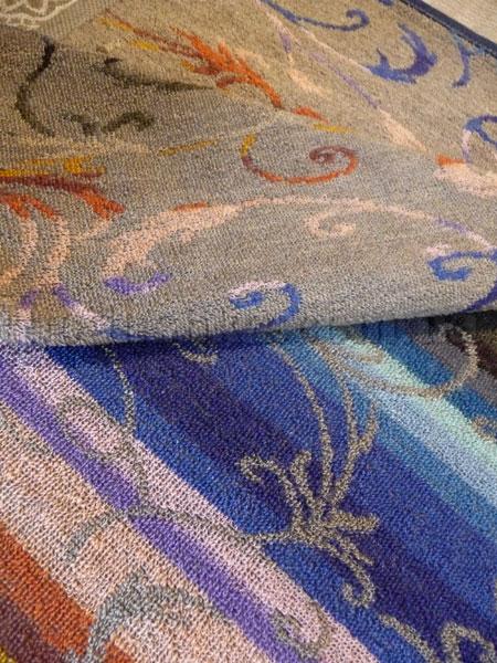 Полотенце махровое 11с368-ШР Ониксы