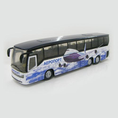 Автомодель - Автобус (свет, звук)