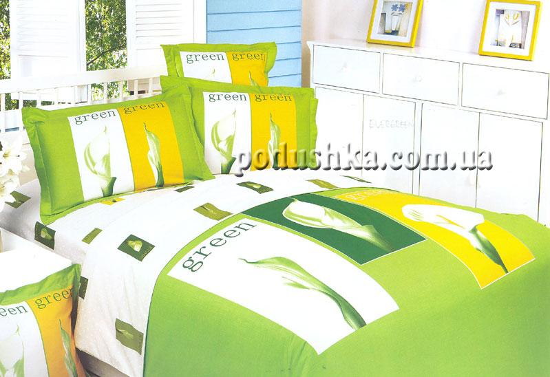 Комплект постели Ever-Green-Green Le Vele