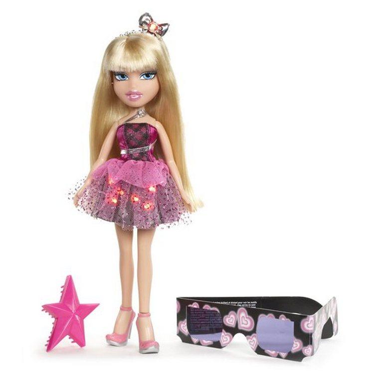 Кукла Bratz серии «Огни диско» Хлоя 514695