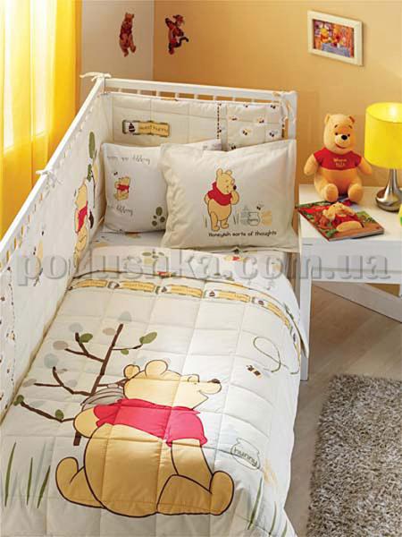 Комплект в кроватку TAC WINNIE BABY NEW