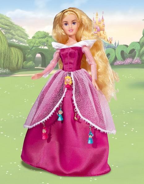 Кукла Спящая Красавица в оригинальном наряде Princess
