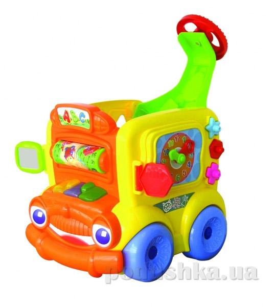 Активная развивающая игрушка Bkids Большой автобус 00683