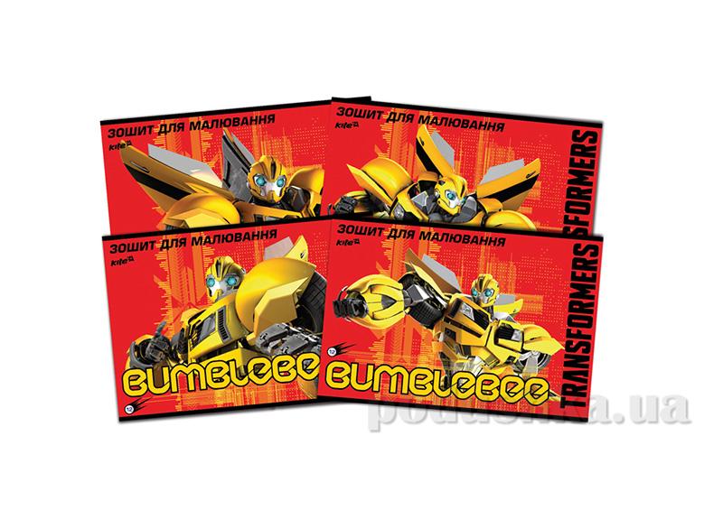 Альбом для раскрашивания Kite Transformers TF14-241K