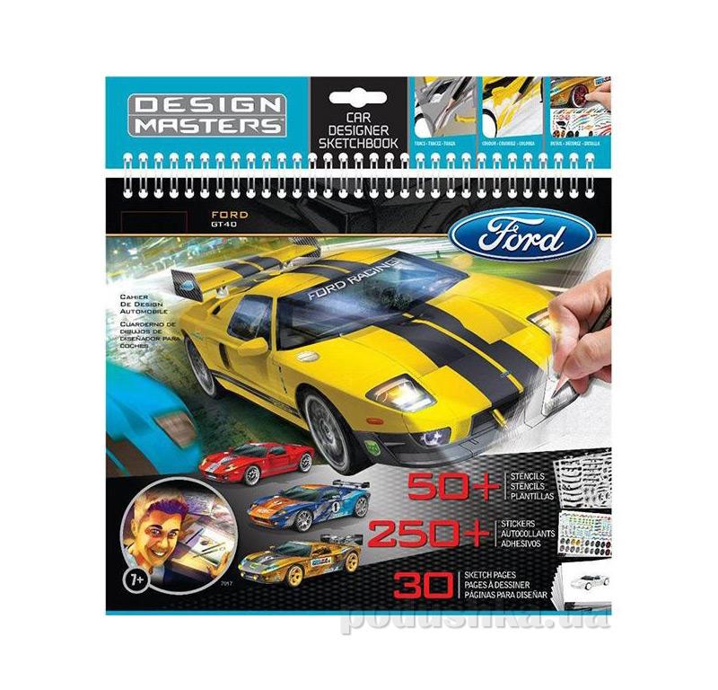 Альбом для творчества Ford GT AKT-07017