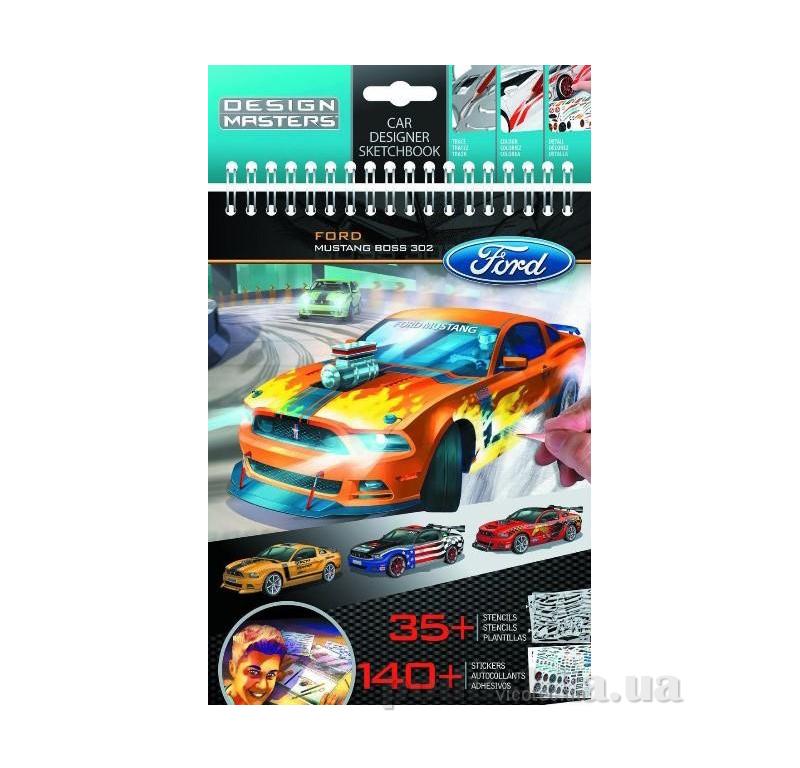 Альбом для творчества Ford Mustang AKT-07012
