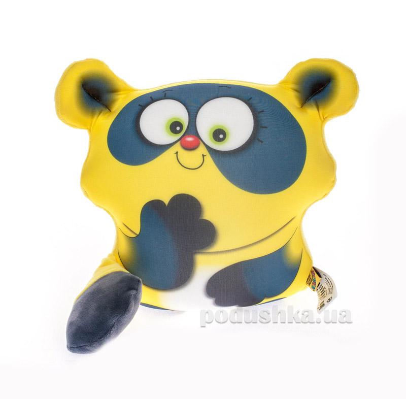 Антистрессовая игрушка Штучки  Енот Скромняга