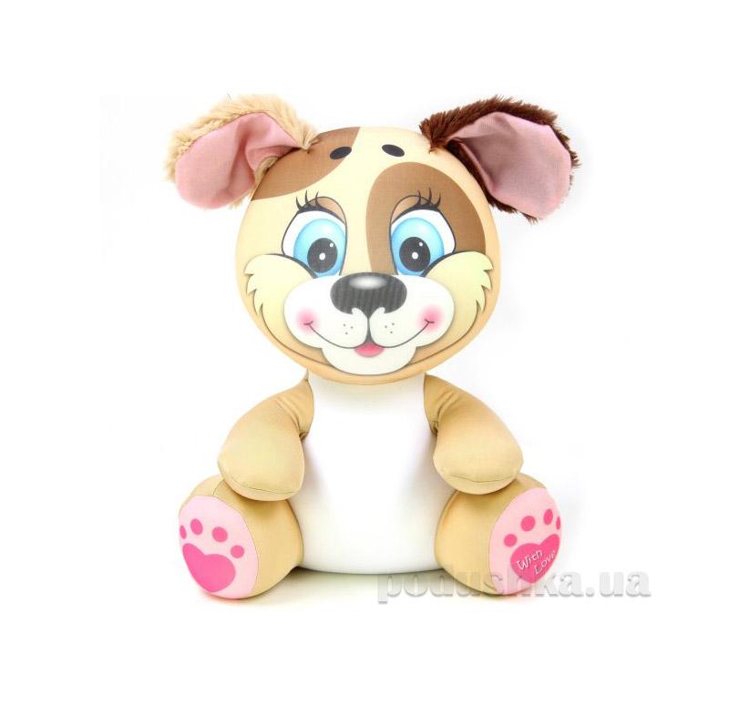 Антистрессовая игрушка Штучки Лапуши Собачка