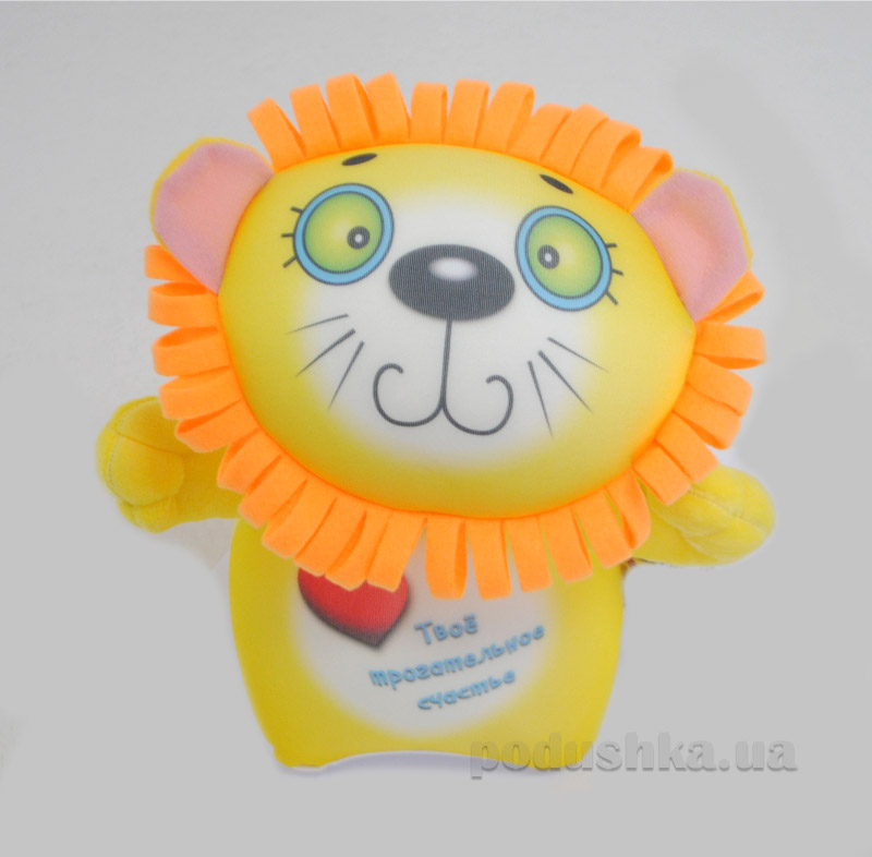 Антистрессовая игрушка Штучки Лев