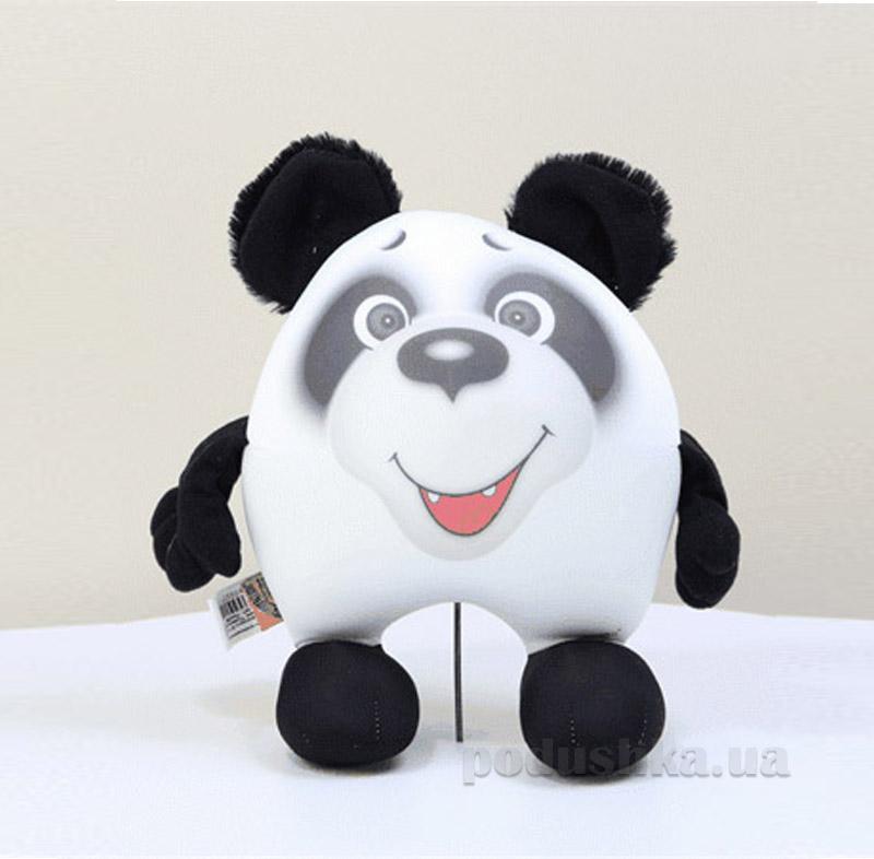 Антистрессовая игрушка Штучки Панда пушистые ушки