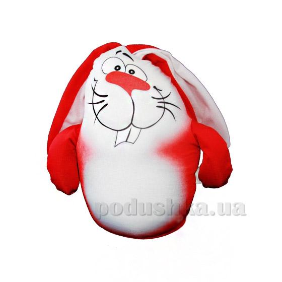 Антистрессовая подушка-игрушка Заяц Саймон Штучки 10аси05ив