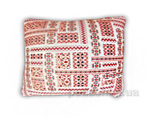 Антистрессовая подушка Орнамент вышивка Штучки 13асп04укр