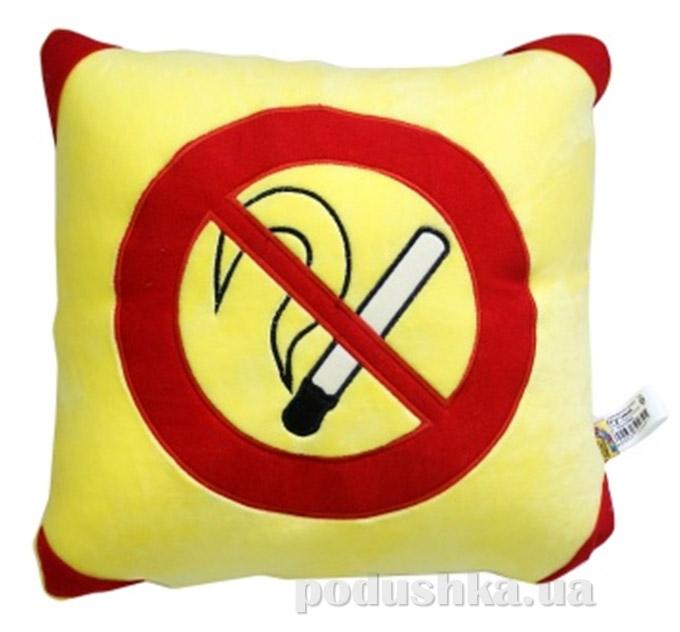 Антистрессовая подушка Штучки Автознаки Курить запрещено