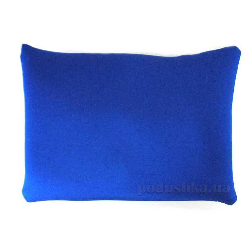 Антистрессовая подушка Штучки Дачница синяя