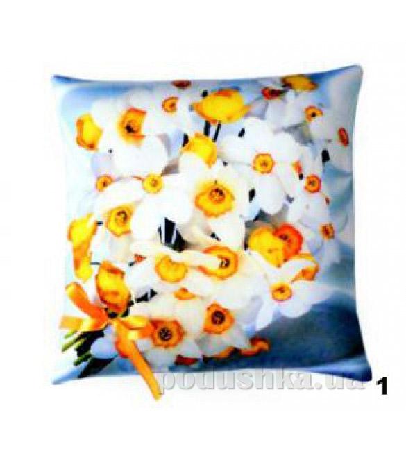 Антистрессовая подушка Штучки Вальс цветов