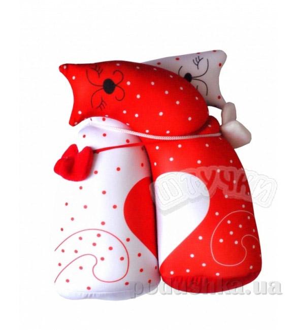 Антистрессовая подушка Штучки Влюбленная парочка