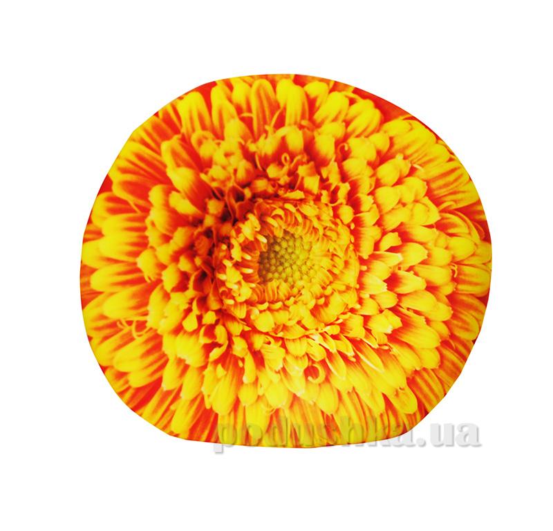 Антистрессовая подушка Цветочный круг