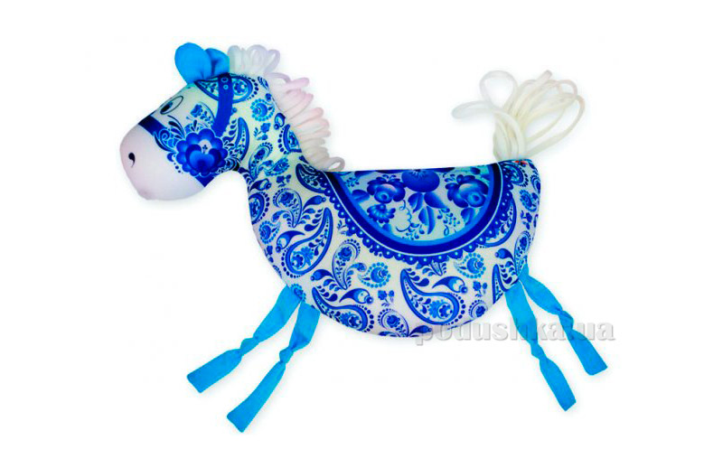 Антистрессовая подушка-игрушка Кони Пони Штучки 14аси06ив