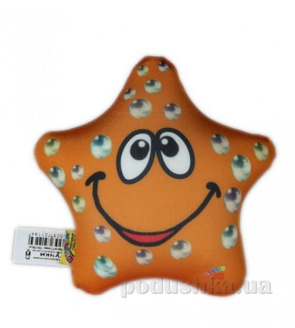 Антистрессовая подушка-игрушка Штучки Звездочка малая 09аси11мив