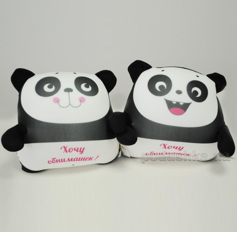 Антистрессовая подушка-плюшка Штучки Панда
