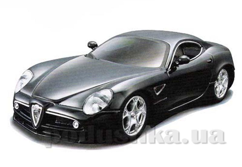 Авто-конструктор - Alfa 8C Competizione, черный