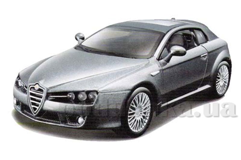 Авто-конструктор - Alfa Brera, серебристый