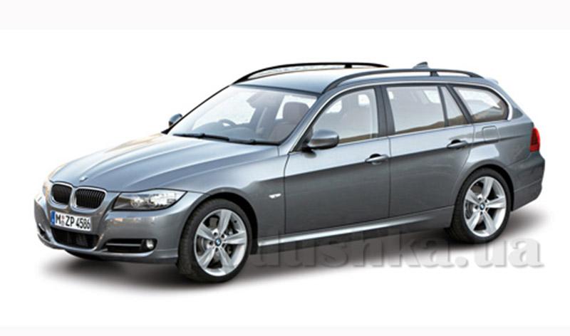 Авто-конструктор - BMW 3 Series Touring (серый металлик, 1:24)