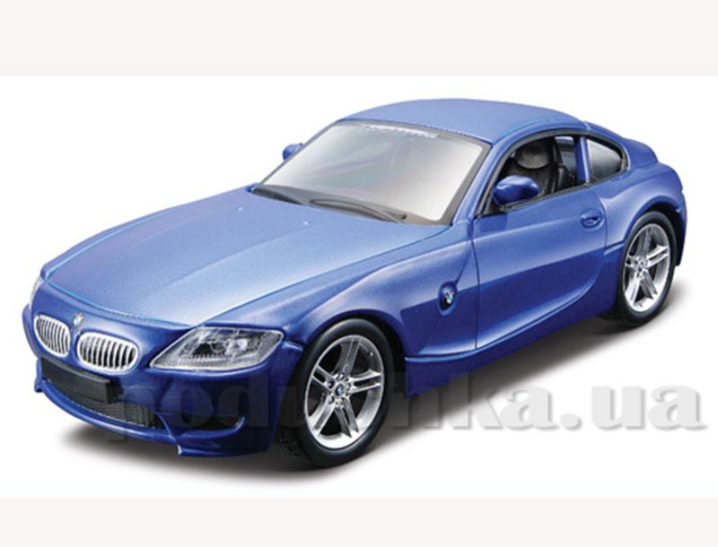 Авто-конструктор - BMW Z4 M Coupe (синий, 1:32)