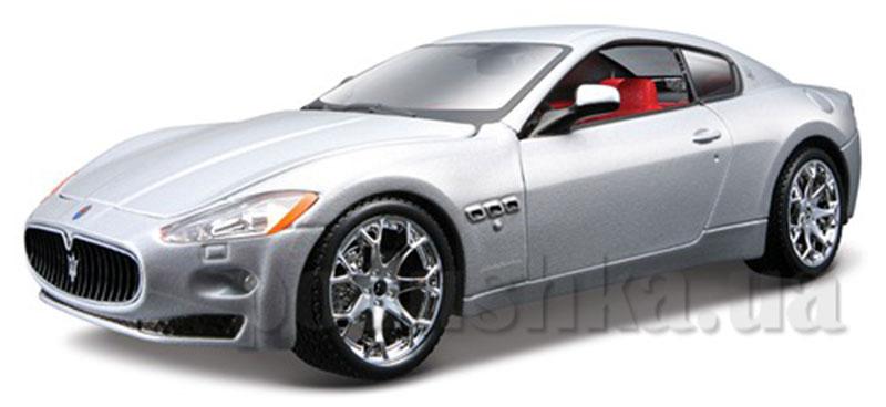 Авто-конструктор Maserati gran turismo Bburago 18-25083