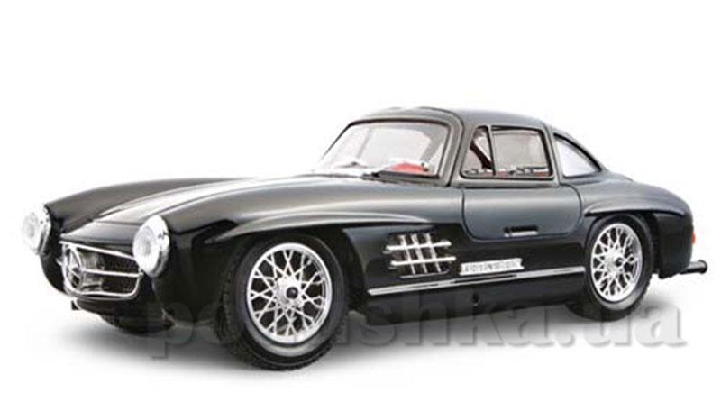 Авто-конструктор - Mersedes-Benz 300 SL (1954) (черный, 1:24)