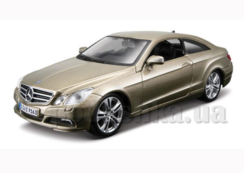 Авто-конструктор -Mercedes-Benz E-Class Coupe (золотистый, 1:32)