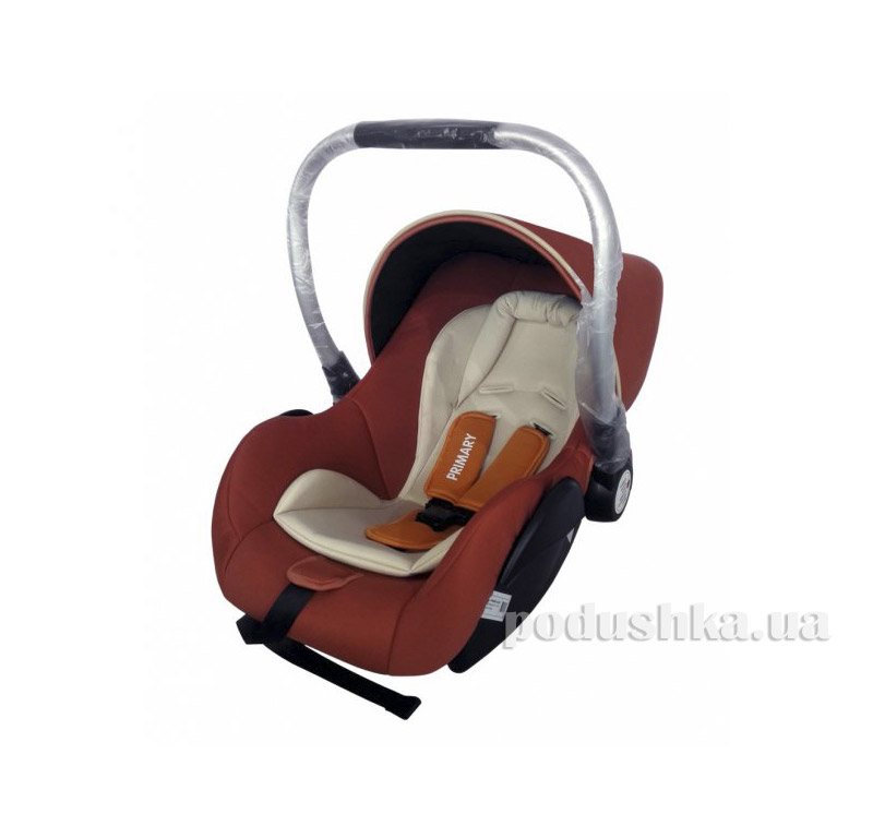 Автокресло BabyHit Primary Red-grey