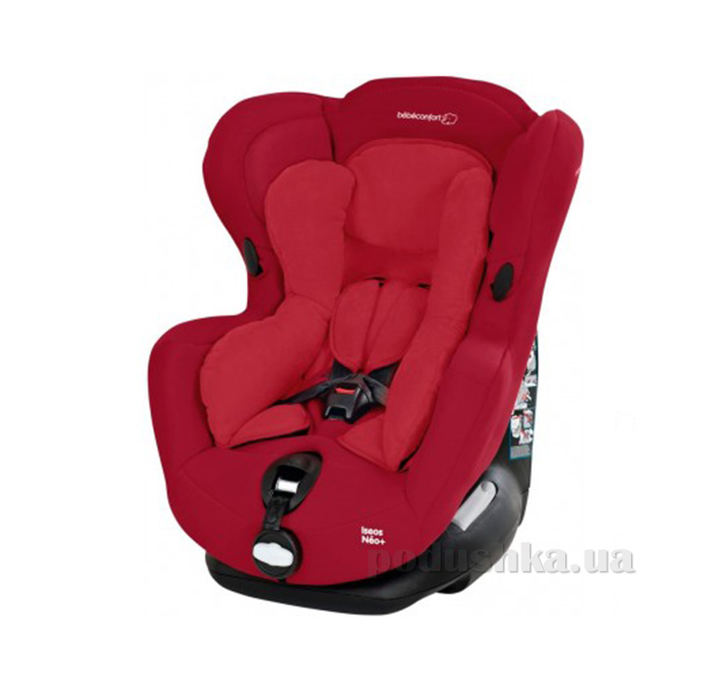 Автокресло Bebe Confort Iseos Neo+ Raspberry Red