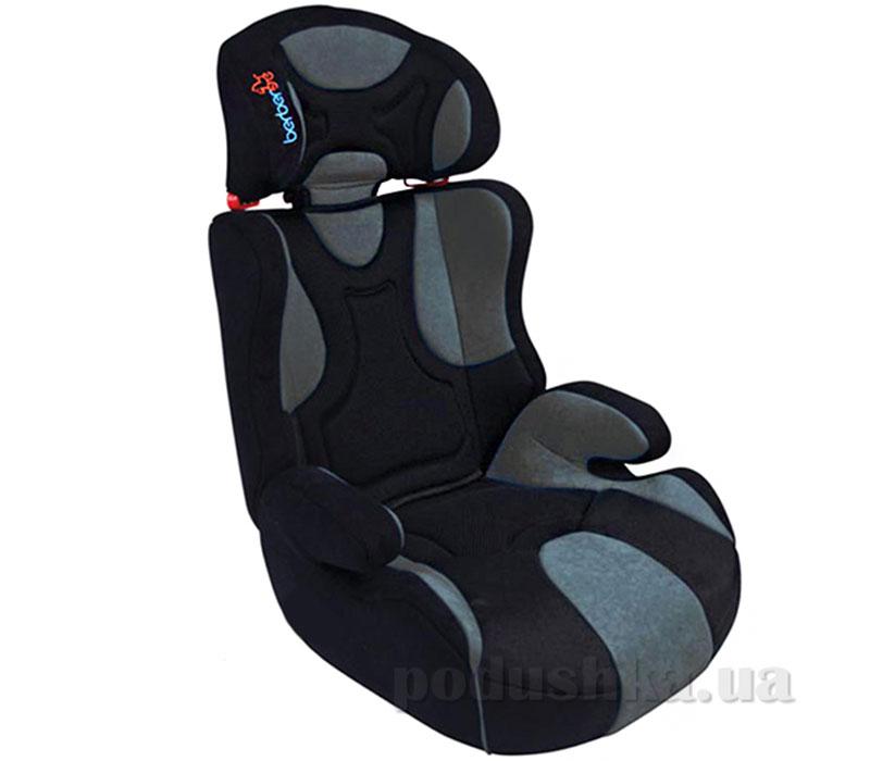 Автокресло Berber Infinity Maxi Black/Grey