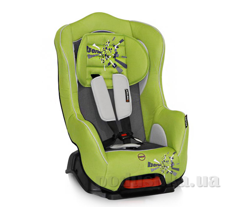 Автокресло Bertoni Pilot+ Green Techno 73274