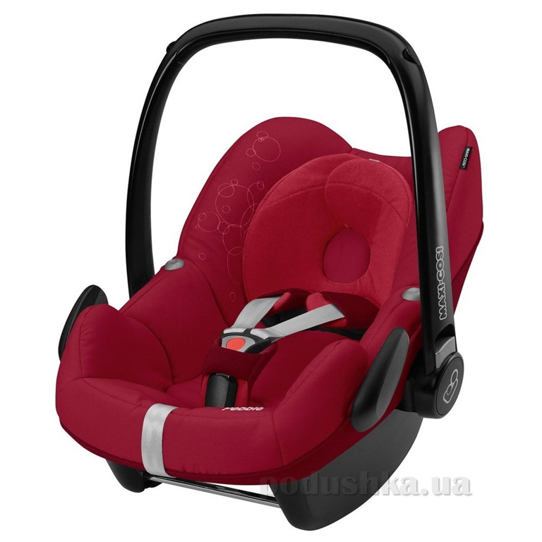 Автокресло Maxi-Cosi Pearl Raspberry Red