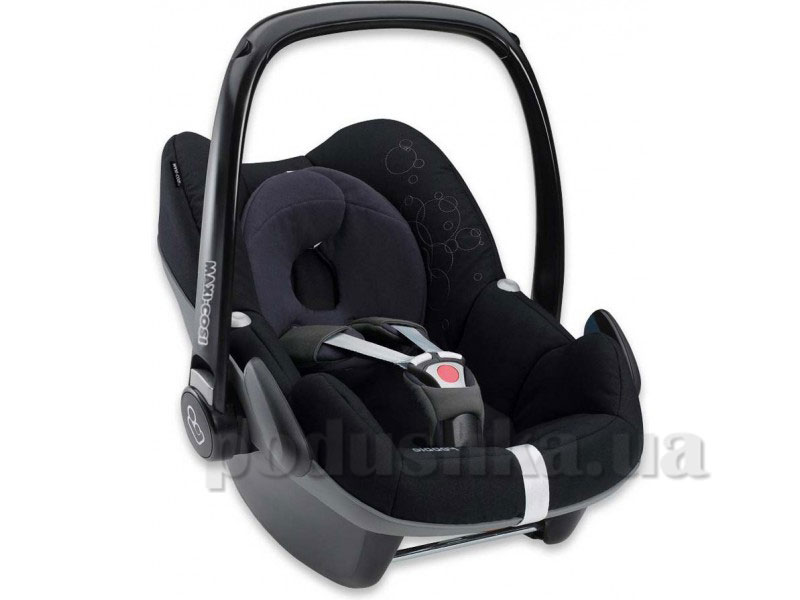 Автокресло Maxi-Cosi Pebble Total Black