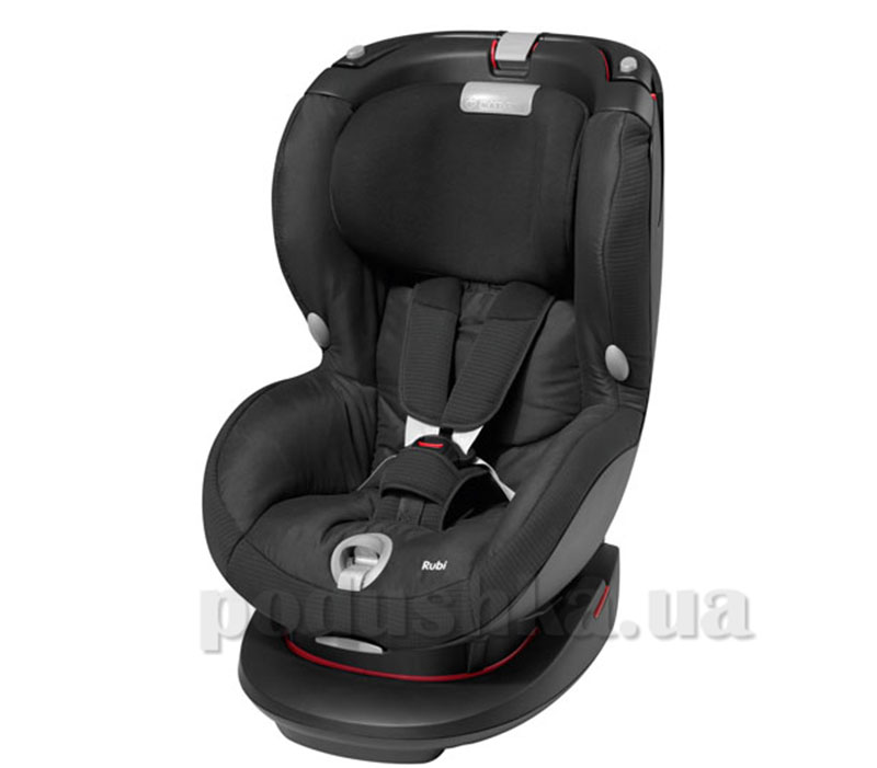 Автокресло Maxi-Cosi Rubi Total Black
