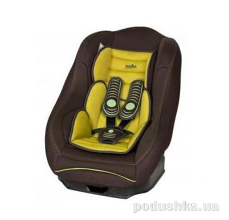 Автокресло Nania Cosy sp lx 67764 желтое