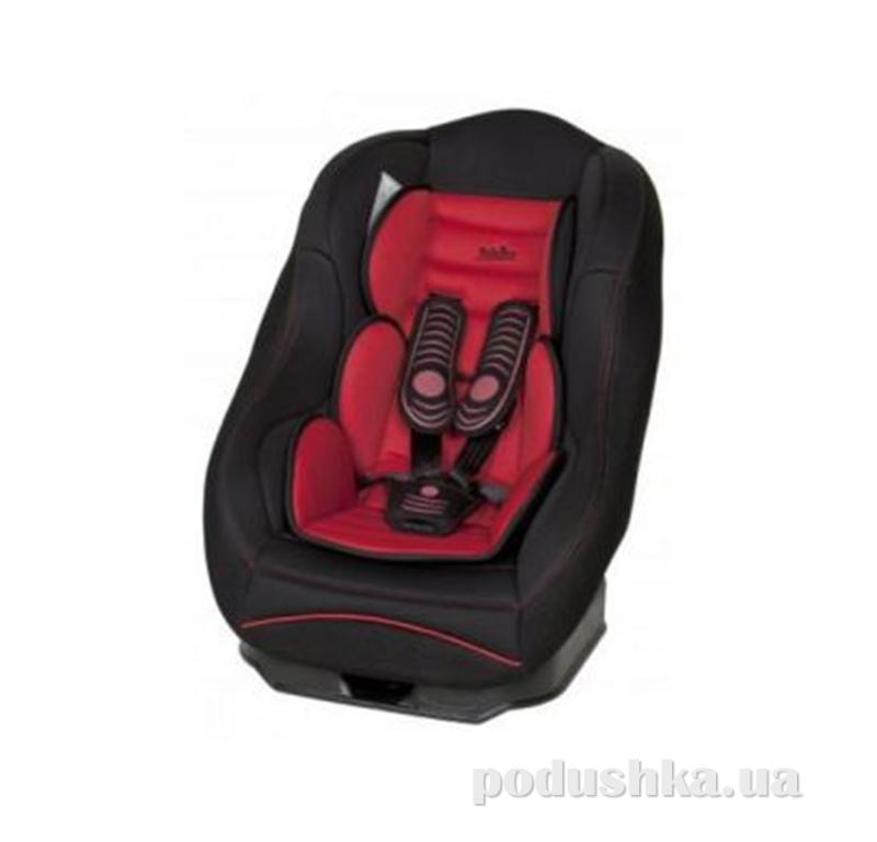 Автокресло Nania Rider sp luxe 69759 красно-черное 68768