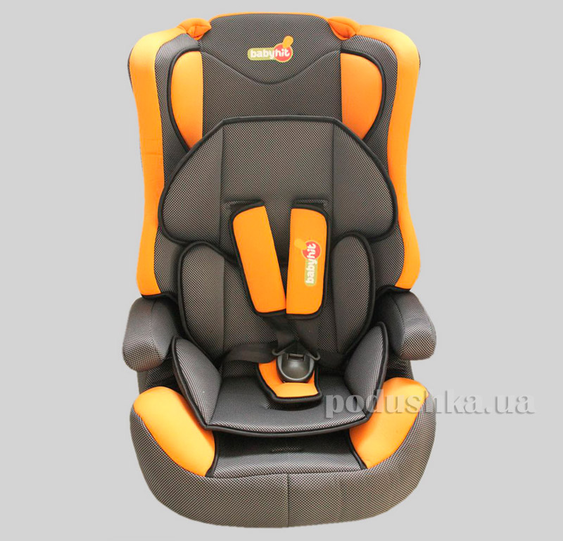 Автокресло Orange blue BabyHit Log's seat 9880