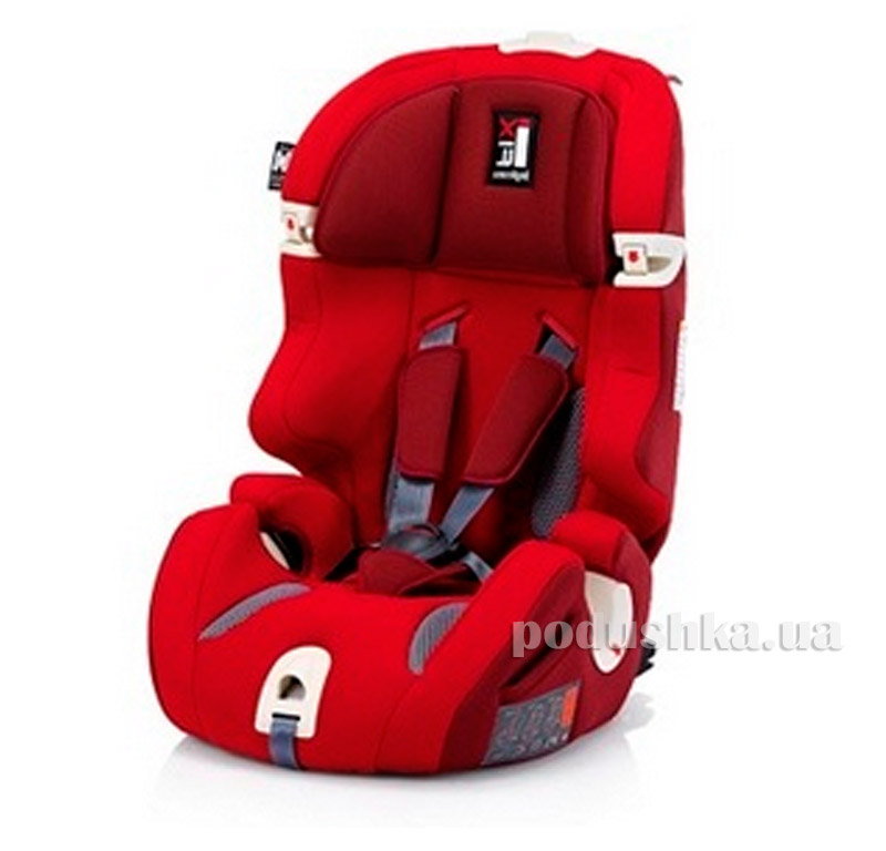 Автокресло Red Inglesina Prime Miglia I-Fix 7985