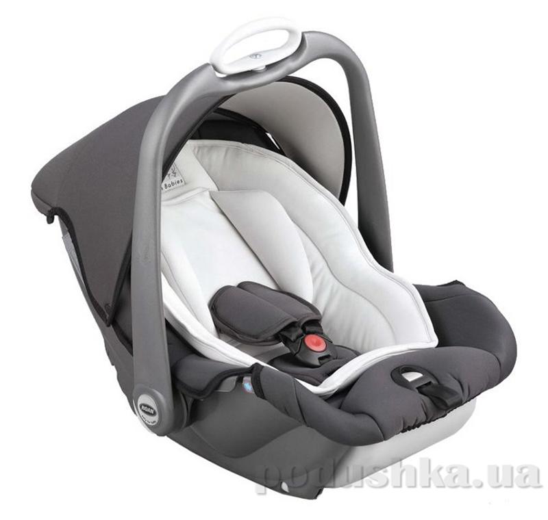 Автокресло Roan Babies Millo Grey
