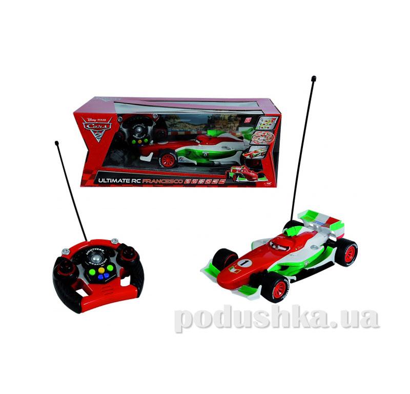 Автомобиль Cars Francesco на радиоуправлении Dickie Toys 308 9509